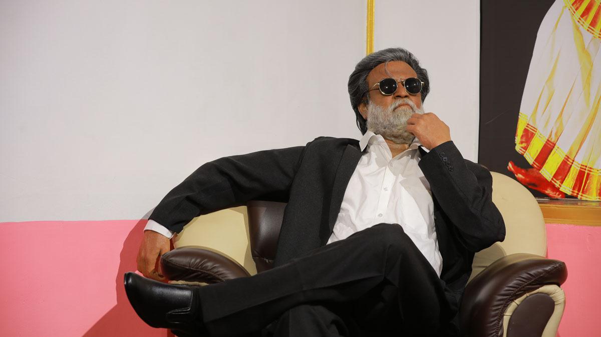 Sunil S Celebrity Wax Museum Lonavala Trivandrum In India