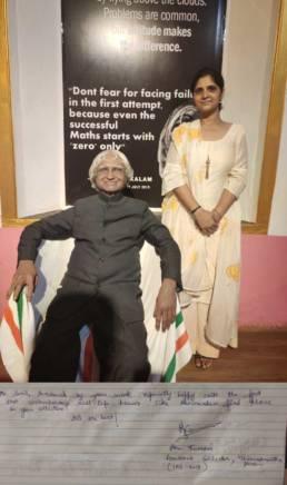 Assistant collector Anu Kumari IAS